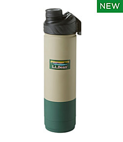 L.L.Bean Canteen Insulated Water Bottle, 26 oz.